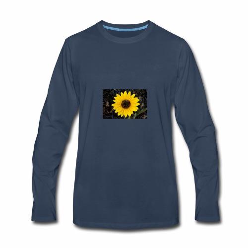 sunflower - Men's Premium Long Sleeve T-Shirt