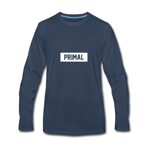 Primal Brand - Men's Premium Long Sleeve T-Shirt
