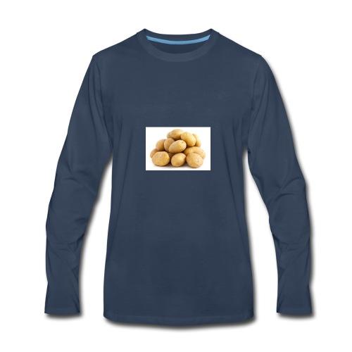 A0E46D0D 683B 4B22 B077 E31CC431E983 - Men's Premium Long Sleeve T-Shirt