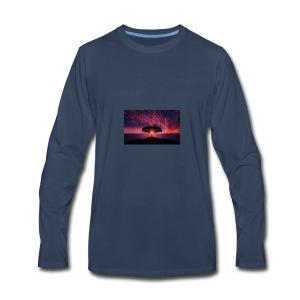 Tree of Sunlight - Men's Premium Long Sleeve T-Shirt