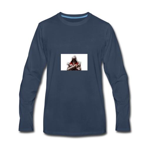 scott smars - Men's Premium Long Sleeve T-Shirt