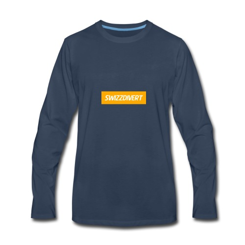 Klassisches Design - Men's Premium Long Sleeve T-Shirt