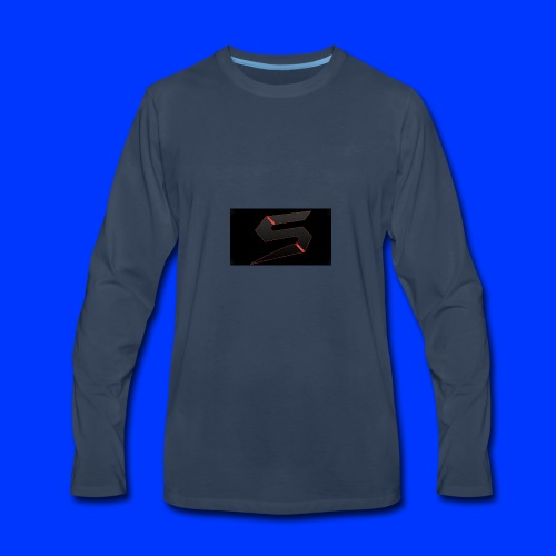 Gaming hoodie - Men's Premium Long Sleeve T-Shirt