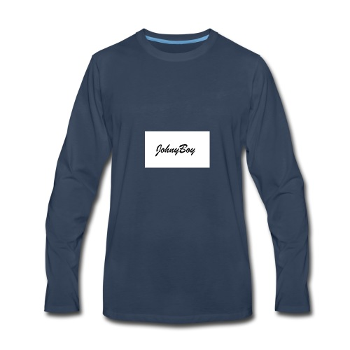 JohnyBoy - Men's Premium Long Sleeve T-Shirt