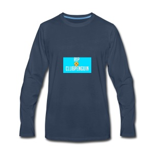 RIP ClubPenguin - Men's Premium Long Sleeve T-Shirt