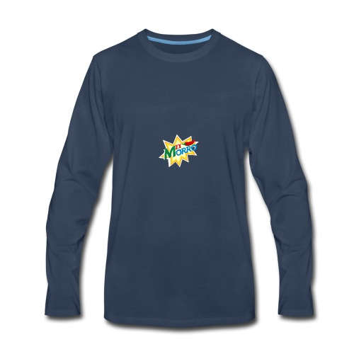 LOGO MEXMORRO - Men's Premium Long Sleeve T-Shirt