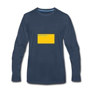 MERCHINDISE - Men's Premium Long Sleeve T-Shirt