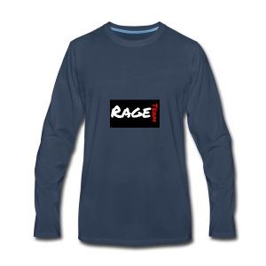 TheRageTeam T-Shirt - Men's Premium Long Sleeve T-Shirt