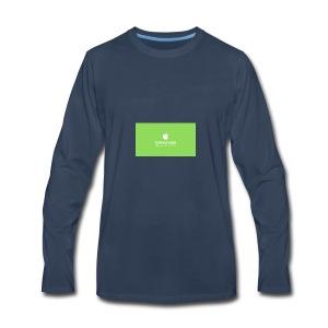 Iam Savage - Men's Premium Long Sleeve T-Shirt