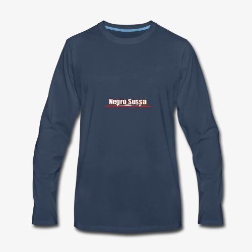 Canal Negro Sussa - Men's Premium Long Sleeve T-Shirt