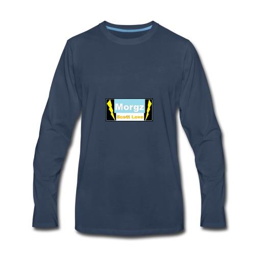Morgz scott Love - Men's Premium Long Sleeve T-Shirt