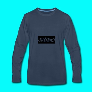 Chermos New Logo - Men's Premium Long Sleeve T-Shirt