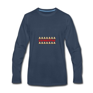 SamosaBros 2 Design - Men's Premium Long Sleeve T-Shirt
