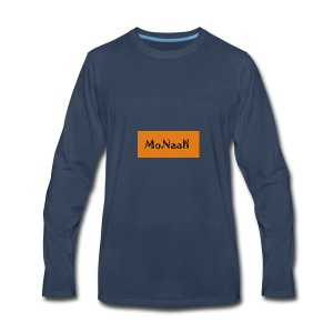 Monaah - Men's Premium Long Sleeve T-Shirt
