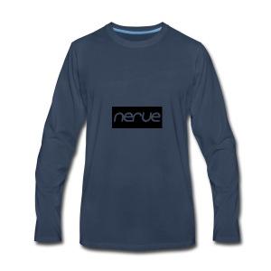 Nerve Word Apparel - Men's Premium Long Sleeve T-Shirt