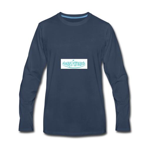 Always Forwards - Men's Premium Long Sleeve T-Shirt