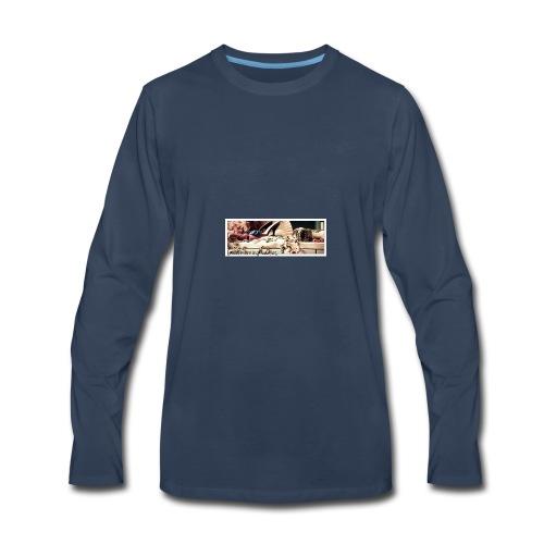 Ladies Morning Cup - Men's Premium Long Sleeve T-Shirt
