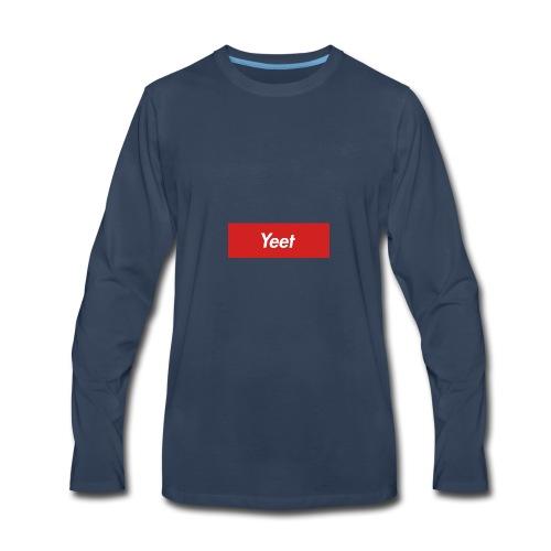 Yeet - Men's Premium Long Sleeve T-Shirt