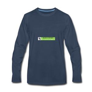 BLACK MAMBA - Men's Premium Long Sleeve T-Shirt