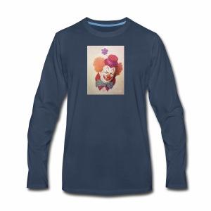 Old Clown Full - Men's Premium Long Sleeve T-Shirt
