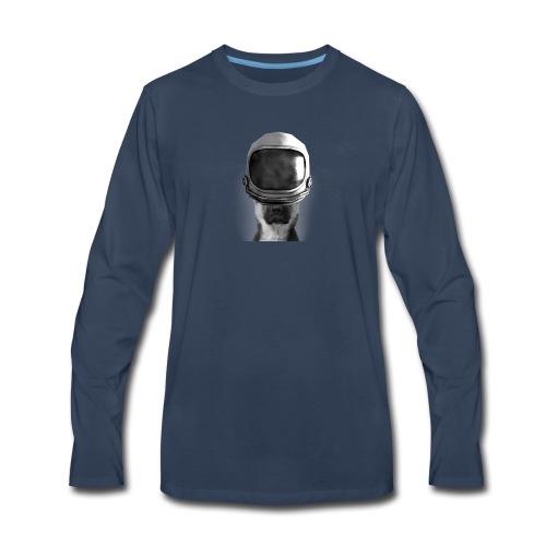 APOLLO LANDING - Men's Premium Long Sleeve T-Shirt