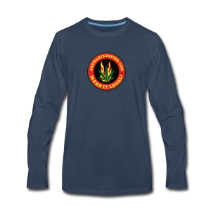Make Cannabis Legal Cannabis Tshirts 420 wear - Men's Premium Long Sleeve T-Shirt