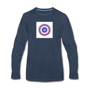Lotus Flower - Men's Premium Long Sleeve T-Shirt