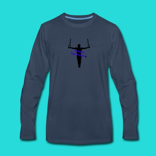 13047022 - Men's Premium Long Sleeve T-Shirt