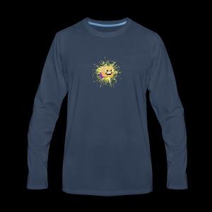 Potato_Smarts Logo - Men's Premium Long Sleeve T-Shirt