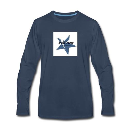 Full Stars - Men's Premium Long Sleeve T-Shirt