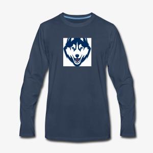 DamagedDaeee - Men's Premium Long Sleeve T-Shirt