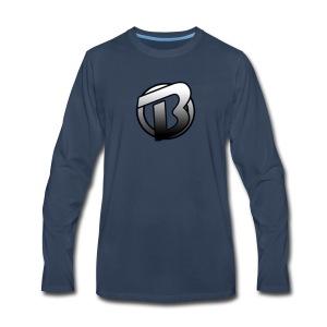 Logo 1500 x 1500 - Men's Premium Long Sleeve T-Shirt