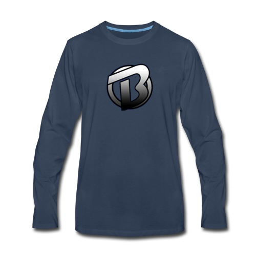 Logo 1500 x 1500 - Men's Premium Long Sleeve T-Shirt