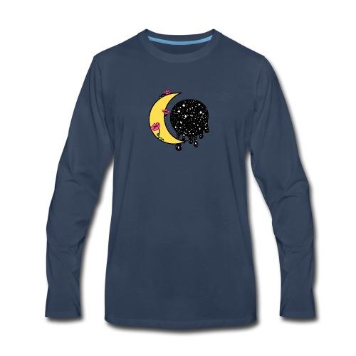 Lucia - Men's Premium Long Sleeve T-Shirt