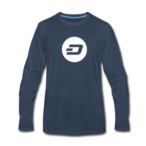 dashpng 01 - Men's Premium Long Sleeve T-Shirt