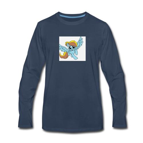 cherryfizz womens tee - Men's Premium Long Sleeve T-Shirt