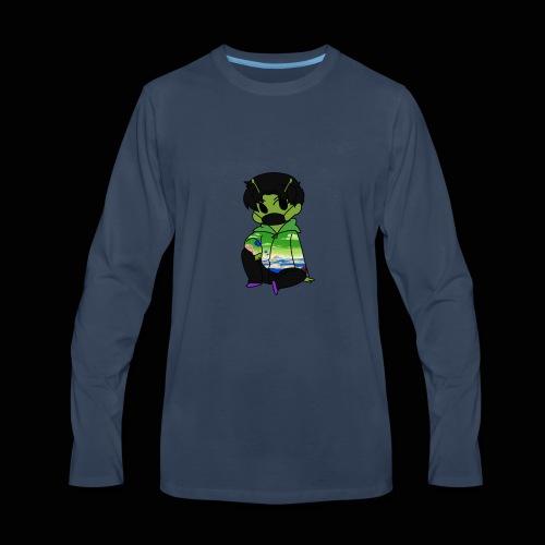 COUNTING NAMEKIAN$ MERCH - Men's Premium Long Sleeve T-Shirt