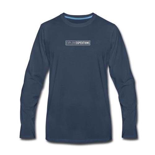 Explore Expeditions - Men's Premium Long Sleeve T-Shirt
