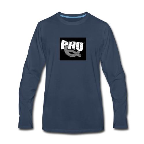 PHU Q - Men's Premium Long Sleeve T-Shirt
