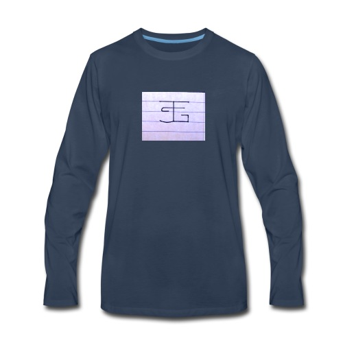 GHJ - Men's Premium Long Sleeve T-Shirt
