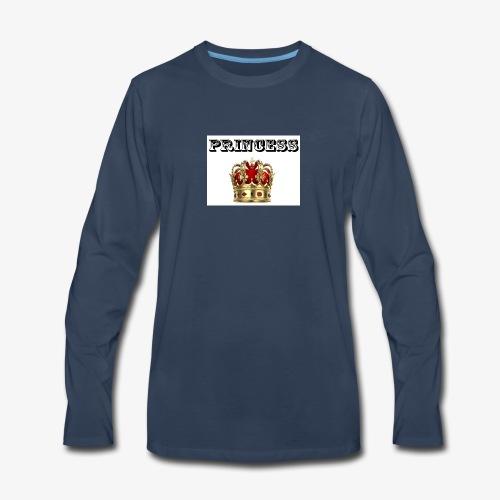 Princess - Men's Premium Long Sleeve T-Shirt