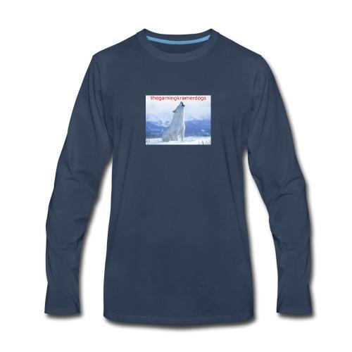 originail logo - Men's Premium Long Sleeve T-Shirt