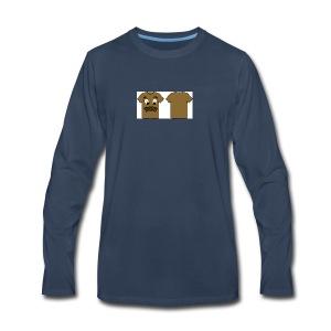 Randy final2 - Men's Premium Long Sleeve T-Shirt