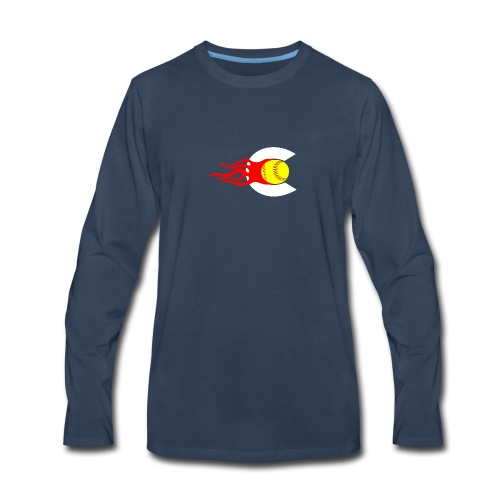 Clogow - Men's Premium Long Sleeve T-Shirt
