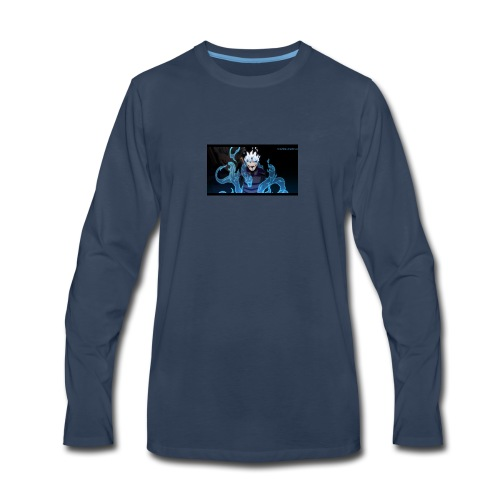 Mitsuki designed t-shirt - Men's Premium Long Sleeve T-Shirt