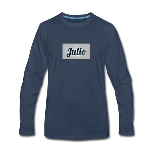 julio films - Men's Premium Long Sleeve T-Shirt