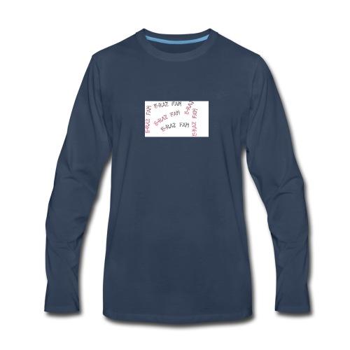 FIRST E-RAZ MERCH - Men's Premium Long Sleeve T-Shirt