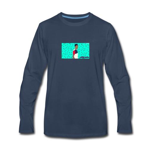 phillyboy merch - Men's Premium Long Sleeve T-Shirt