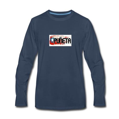 puneta - Men's Premium Long Sleeve T-Shirt