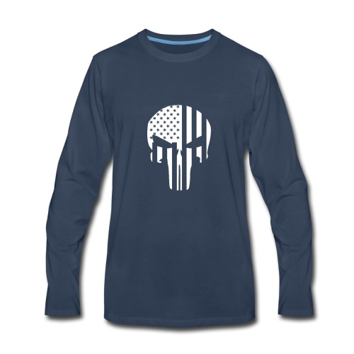 punisher - Men's Premium Long Sleeve T-Shirt